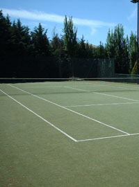 aix en provence location tennis